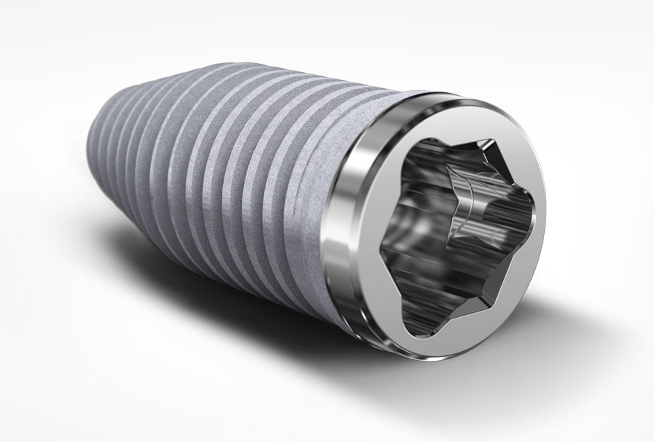 TRI-NEX™ Connection Implants