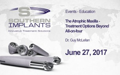 June 27, 2017 – The Atrophic Maxilla – Treatment Options Beyond All-on-four