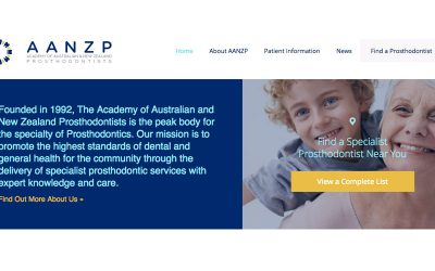 August 26-28, 2018 – Southern Implants Australia at AANZP 2018