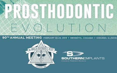 February 22-23, 2018 – American Prosthodontic Society Annual Meeting