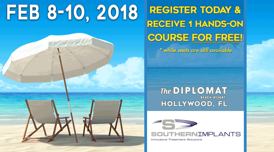 February 8, 2018 – 1-Day Hands-On Course – Hollywood, Florida