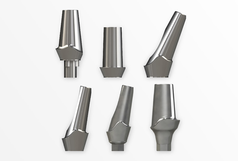 Cosmetic Abutment
