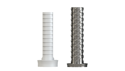 PEEK & Ti Temporary Cylinders