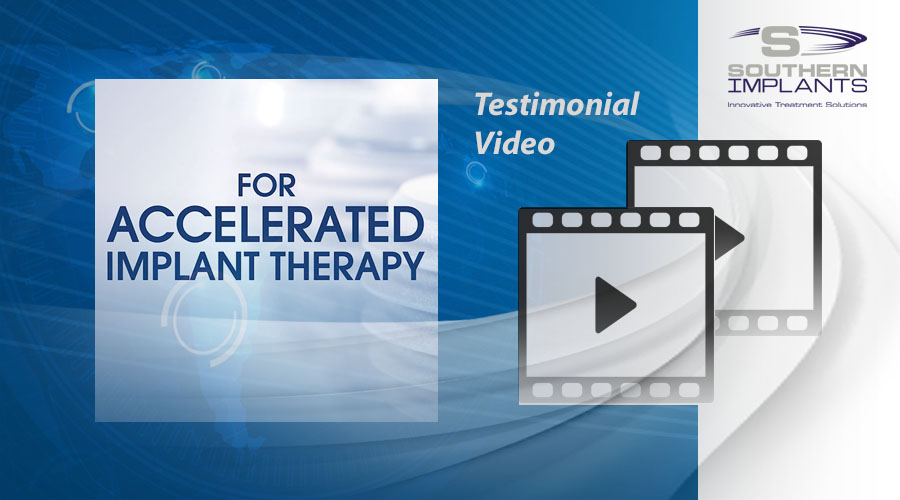 Southern Implants Video Testimonial