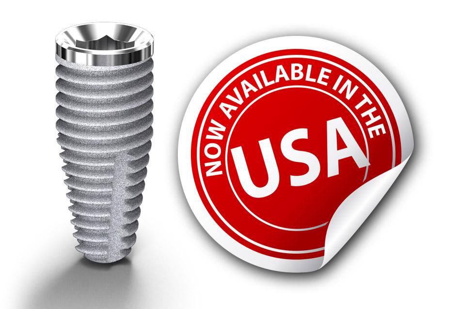 Södra implantat Advanced Dental Implant System PROVATA ™ Nu tillgängligt i USA
