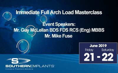 June 21-22, 2019 – Immediate Full Arch Load Masterclass