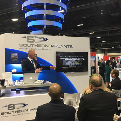 Southern Implants North America had an exciting Academy of Osseointegration Meeting