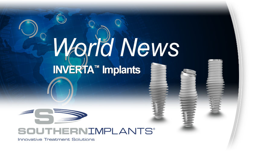INVERTA Implants from Southern Implants
