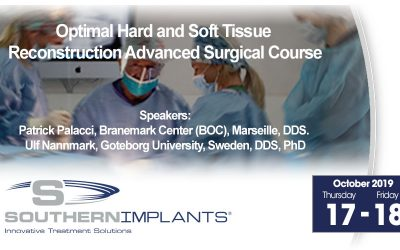 October 17-18, 2019 – Optimal Hard and Soft Tissue Reconstruction Advanced Surgical Course