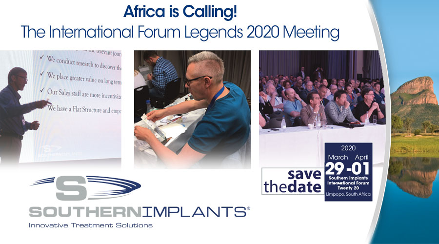 March 29 – April 01, 2020 – International Forum Legends 2020