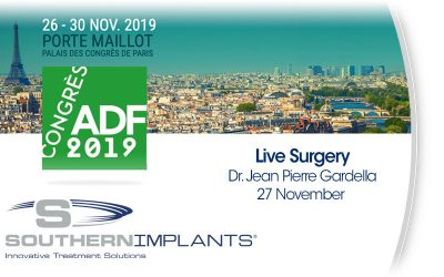 26-30 November 2019 – ADF Association Dentaire Française 2019
