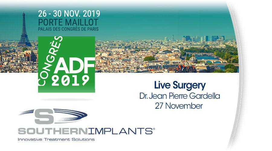 26-30 November 2019 – ADF Association Dentaire Française 2019