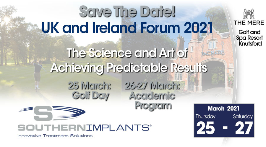 March 25-27, 2021 – UK and Ireland Forum 2021