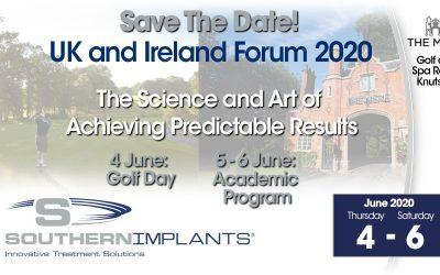 June 4-6, 2020 – UK and Ireland Forum 2020