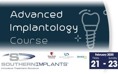 February 21-23, 2020 – Advanced Implantology Course