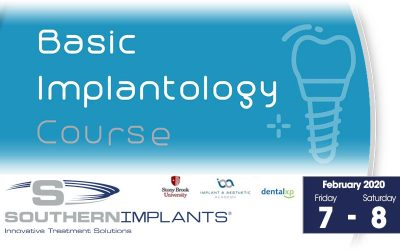 February 7-8, 2020 – Basic Implantology Course