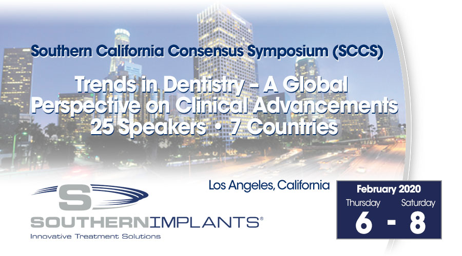 February 6-8, 2020 – Southern California Consensus Symposium (SCCS)
