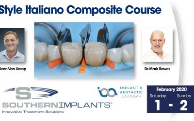 February 1-2, 2020 – Style Italiano Composite Course