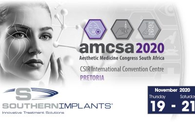 November 19-21, 2020 – Aesthetic Medicine Congress of South Africa (AMCSA) 2020 Congress