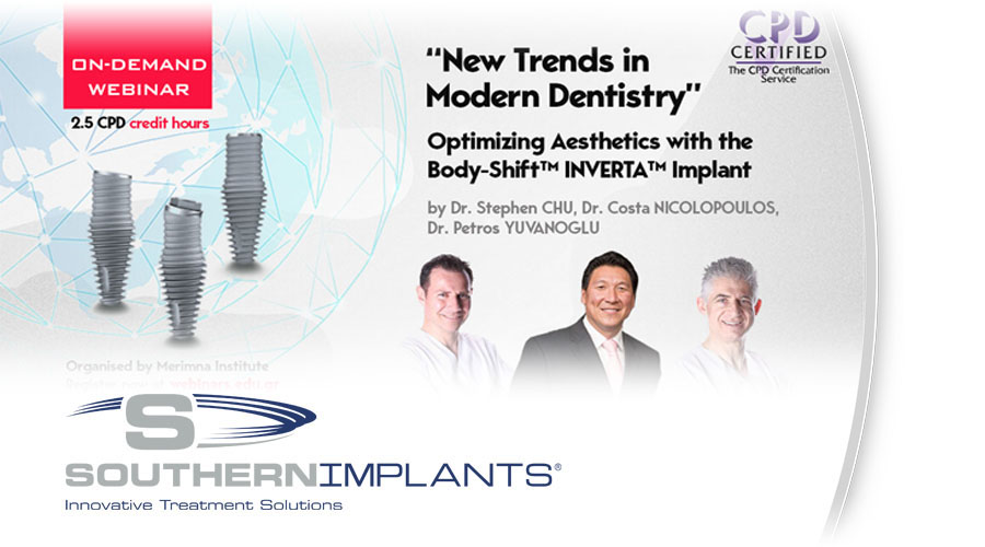 New Trends in Modern Dentistry: Optimizing Aesthetics with the Body-Shift™ INVERTA® Implant