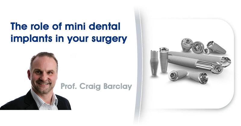 The Role of Mini Dental Implants in Your Surgery