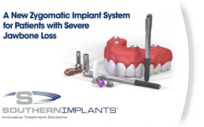 A New Zygomatic Implant System for Patients with Severe Jawbone Loss