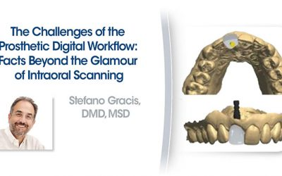 The Challenges of the Prosthetic Digital Workflow: Facts Beyond the Glamour of Intraoral Scanning