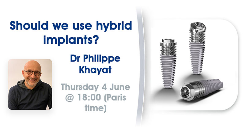 Should We Use Hybrid Surface Implants
