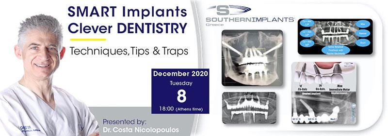 Smarta implantat - smarta tandvårdstekniker, tips och fällor