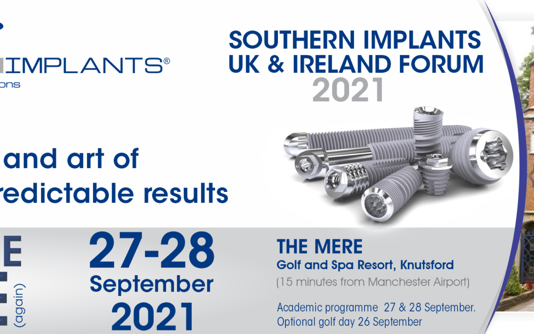 September 27-28, 2021 – UK and Ireland Forum 2021